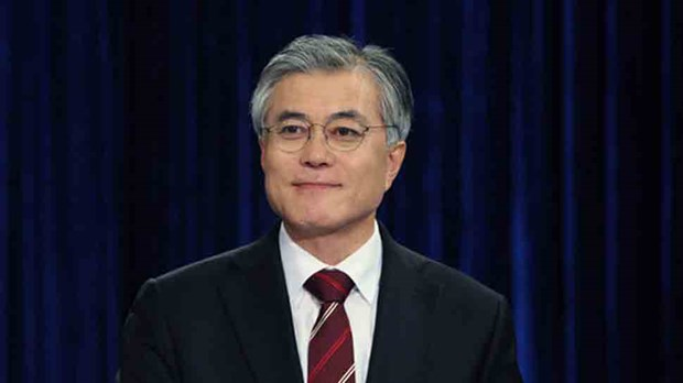 Le president sud-coreen suit de pres le Sommet Etats-Unis – RPDC a Hanoi hinh anh 1
