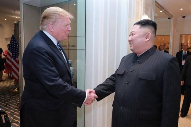 KCNA : Donald Trump et Kim Jong-un poursuivront leurs discussions sur la denuclearisation hinh anh 1