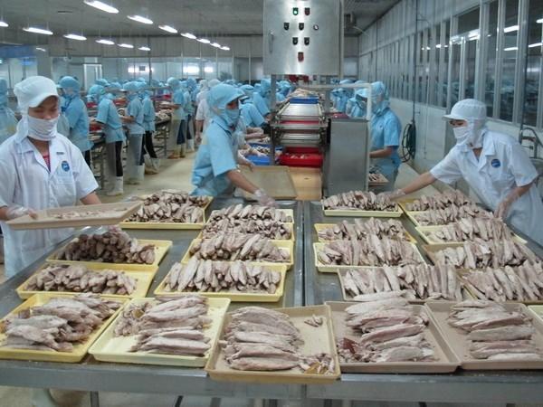 An Giang : seminaire sur les exportations de produits aquatiques en Chine hinh anh 1