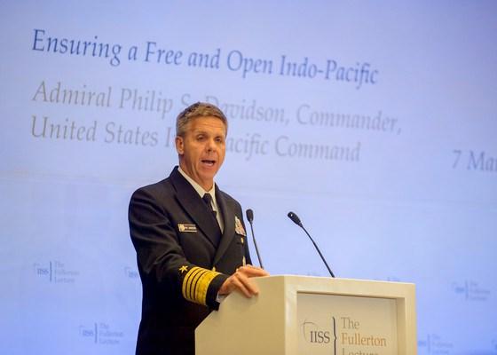 Les Etats-Unis et l'ASEAN effectueront un exercice naval conjoint en 2019 hinh anh 1