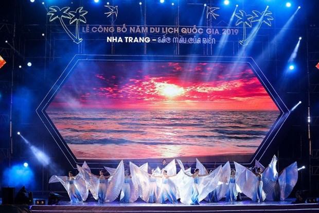 Annee nationale du tourisme 2019, l'occasion de promouvoir l'image de Khanh Hoa hinh anh 2
