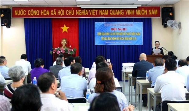 Des Viet Kieu contribuent au developpement de Ho Chi Minh-Ville hinh anh 1