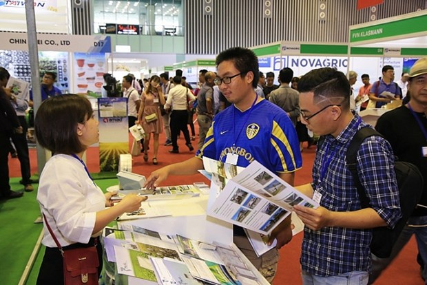 Ouverture de l'exposition HortEx Vietnam 2019 a Ho Chi Minh-Ville hinh anh 1