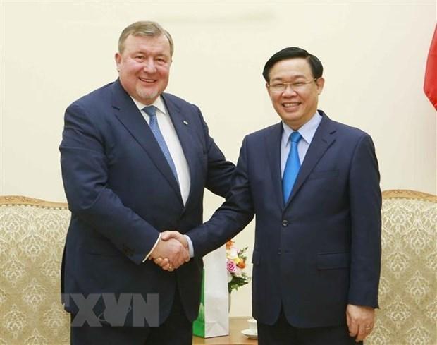 Le Vietnam s'engage a etre un membre actif de l'IIB hinh anh 1