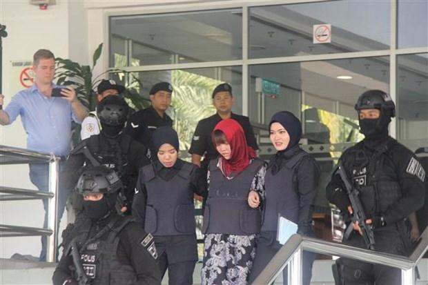 La Malaisie reporte le proces de Doan Thi Huong hinh anh 1