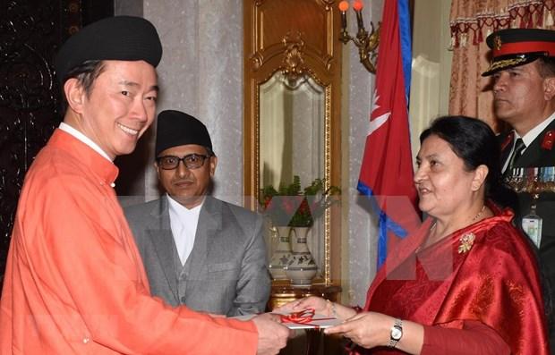 Le Vietnam et le Nepal intensifient leurs relations hinh anh 1