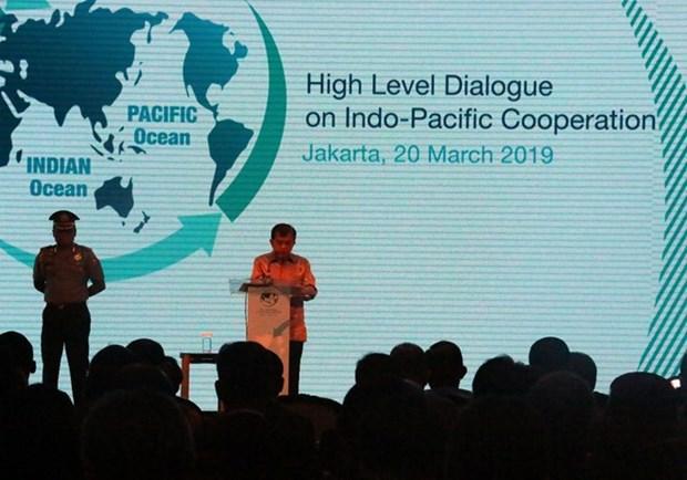Le Vietnam participe au Dialogue de haut niveau sur la cooperation indo-pacifique hinh anh 1