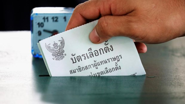 Thailande : les elections legislatives ont officiellement debute hinh anh 1