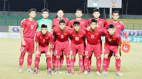 Le 4e tournoi international U19 : le Vietnam bat le Myanmar 2-1 hinh anh 1