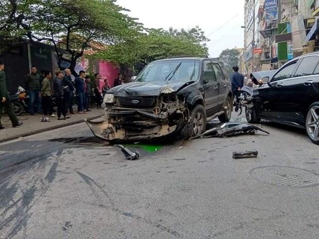 Securite routiere : moins de morts sur les routes au premier trimestre hinh anh 1