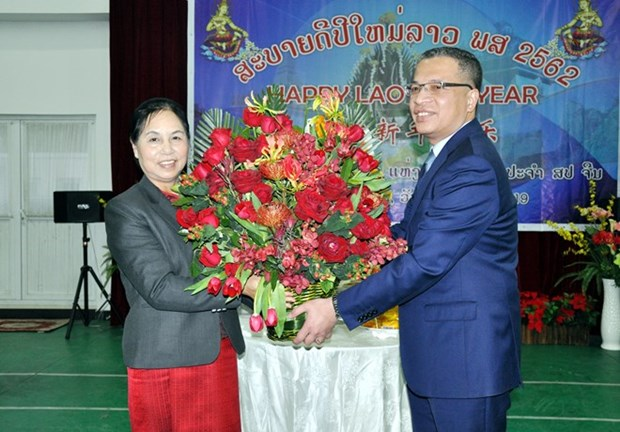 Renforcement de l'amitie speciale Vietnam-Laos hinh anh 1