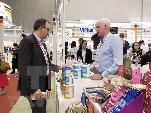 Opportunites de cooperation pour les entreprises du secteur des aliments et boissons hinh anh 1