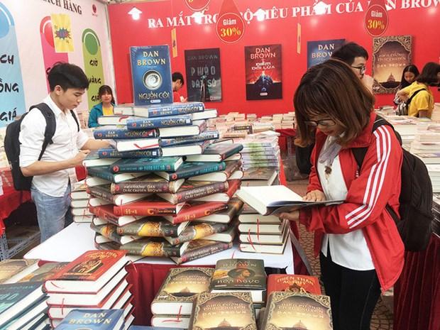 La place du livre dans la vie des jeunes Vietnamiens hinh anh 1