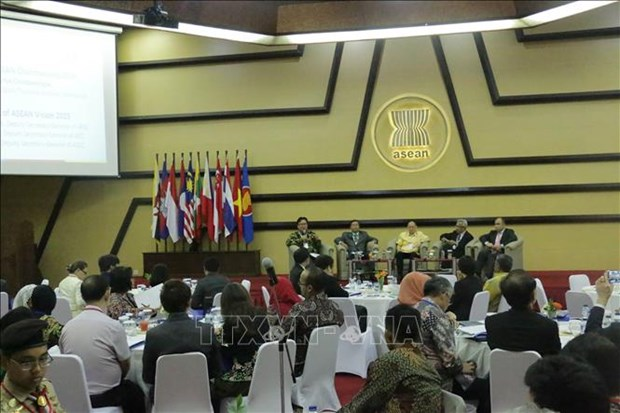 L'ASEAN promeut sa cooperation avec les organisations sociales hinh anh 1