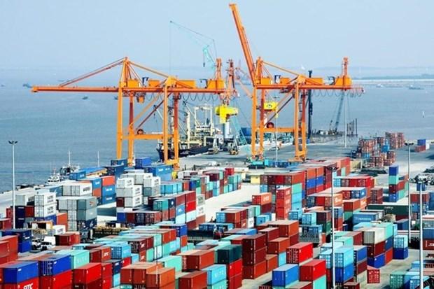 Les exportations vietnamiennes en hausse de 5,8% en quatre mois hinh anh 1