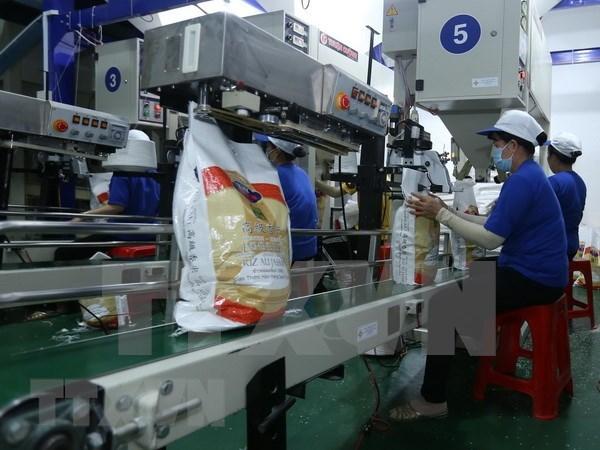 Promotion des exportations nationales de riz en Chine hinh anh 1
