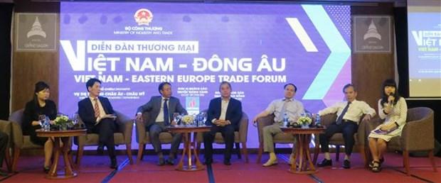 Opportunites pour les exportations vers les marches en Europe de l'Est hinh anh 1