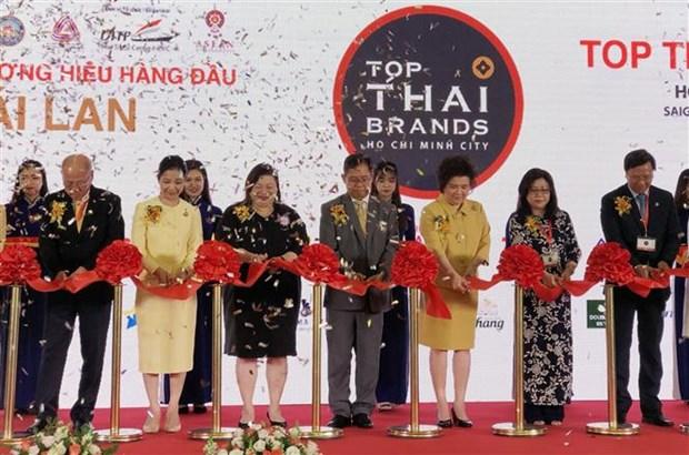 Ouverture de l'exposition Top Thai Brands 2019 a Ho Chi Minh-Ville hinh anh 1