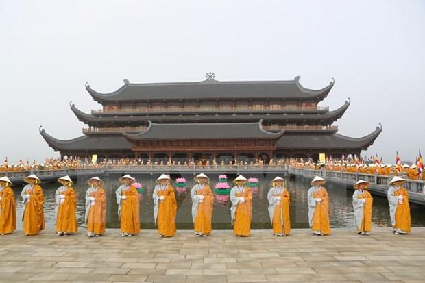 Bouddhisme : renforcement des echanges avec d'autres pays hinh anh 1