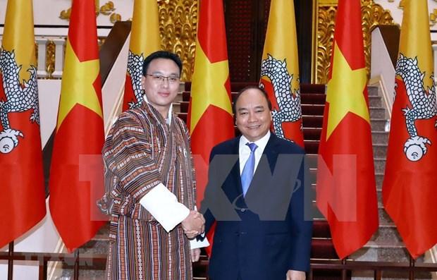 Vietnam et Bhoutan veulent intensifier leur cooperation dans l'agriculture hinh anh 1