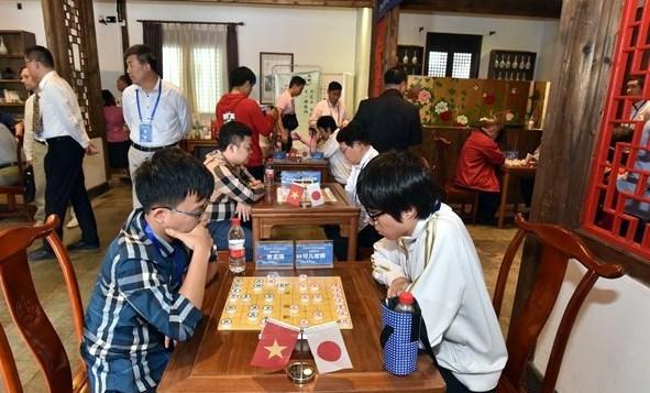 Le Vietnam remporte un tournoi international d'echecs chinois hinh anh 1