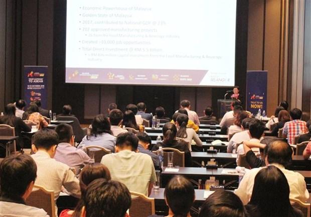 Seminaire sur les opportunites d'exportation en Malaisie hinh anh 1