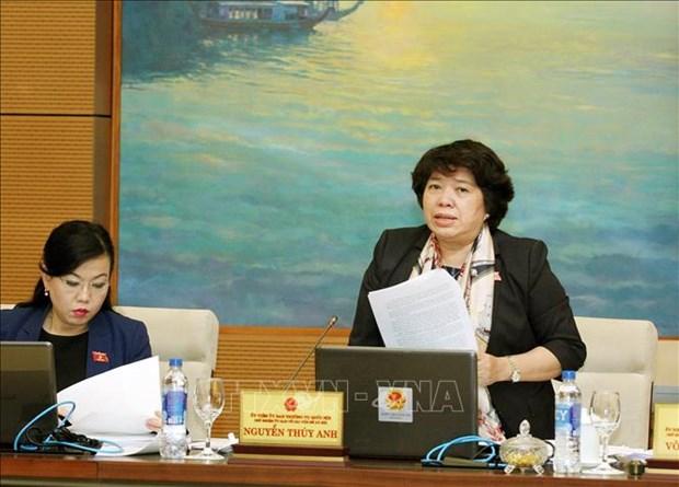 L'AN discute d'un projet de loi contre les mefaits de l'alcool hinh anh 1