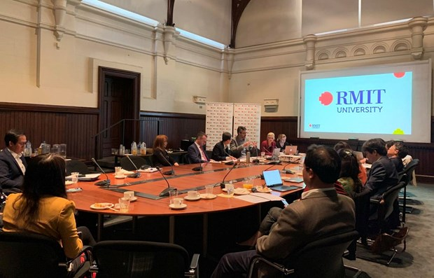 Le Vietnam etudie les experiences australiennes en matiere d'autonomie des universites hinh anh 1
