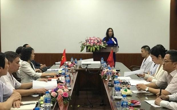 Yunnan (Chine) offre des soins ophtalmologiques gratuites a Hai Phong hinh anh 1