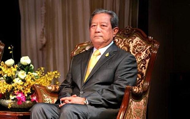 Thailande: Surayud Chulanont devient president du Conseil prive du roi hinh anh 1