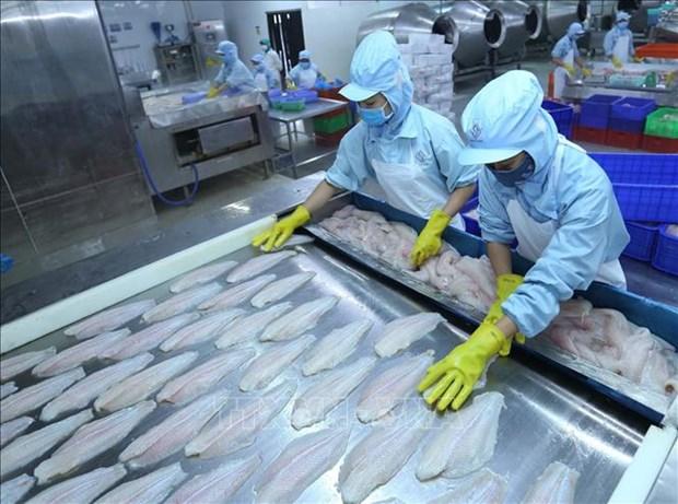 Exportations de produits agricoles, sylvicoles et aquatiques en hausse de 1,2% en cinq mois hinh anh 1