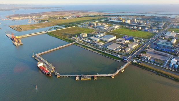 Le Vietnam accelere la transition ecologique de ses ports maritimes hinh anh 1