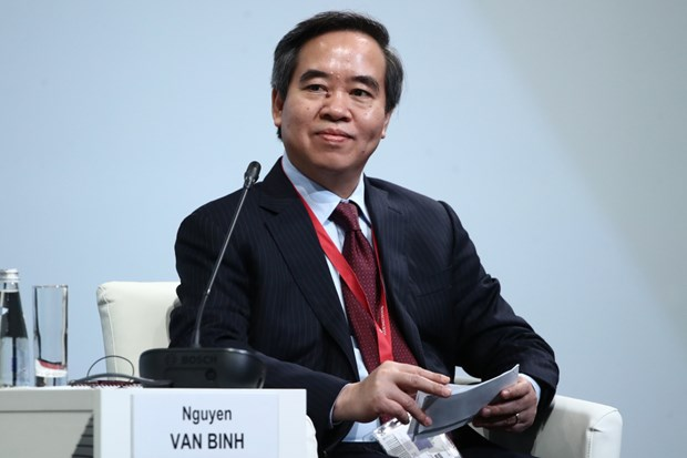 Le Vietnam participe au 23e Forum economique international de Saint-Petersbourg hinh anh 1