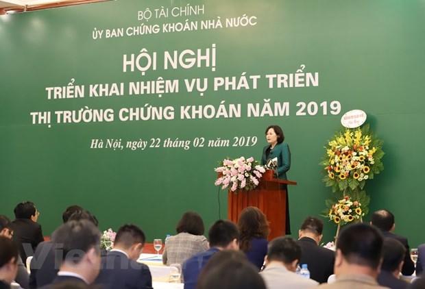 Marche boursier vietnamien: le jeu des