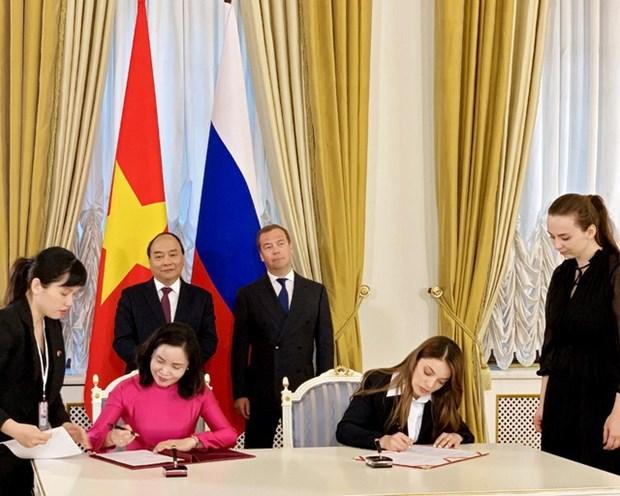 Vietnam et Russie renforcent leur cooperation dans le tourisme hinh anh 1