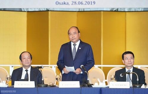 Le Vietnam encourage les investissements japonais dans les technologies hinh anh 1