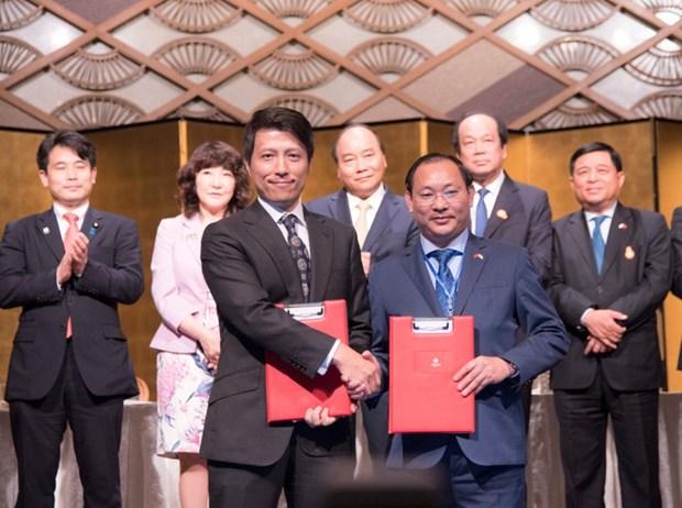 Immobilier : Yaegaki (Japon) investira 50 millions de dollars a TMS Group (Vietnam) hinh anh 1