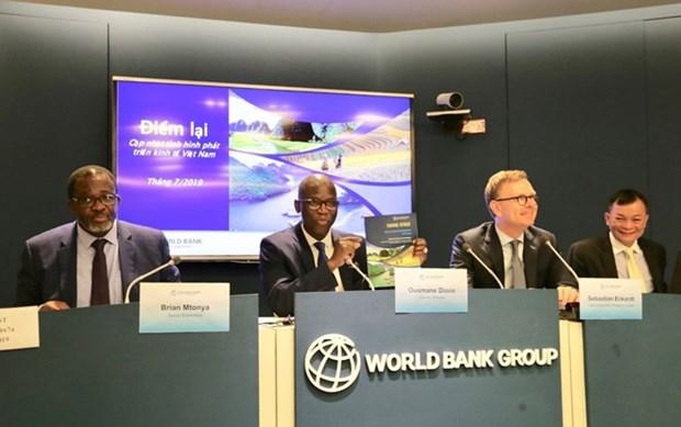 Banque mondiale : les perspectives du Vietnam restent positives hinh anh 1