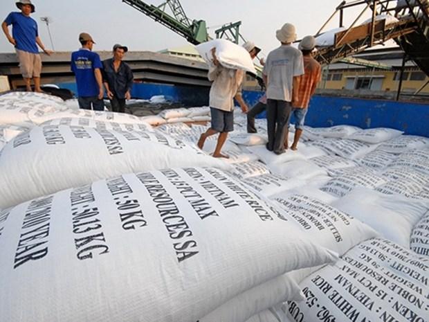Kien Giang : les exportations vers la Chine en forte baisse au premier semestre hinh anh 1