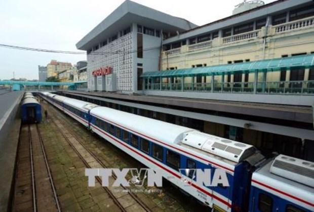 Le projet de train a grande vitesse Nord-Sud necessite 26 milliards de dollars hinh anh 1