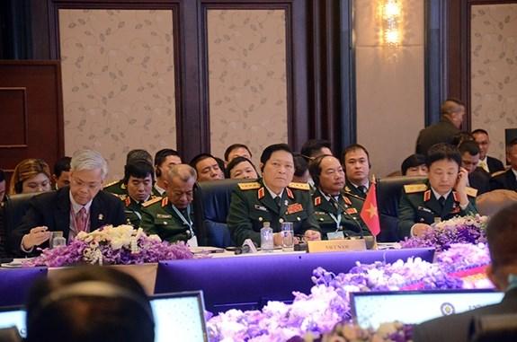La 13e conference de l'ADMM vise a garantir la securite durable hinh anh 1