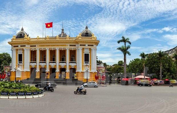 Publication d'un livre sur Hanoi – ville pour la paix hinh anh 1
