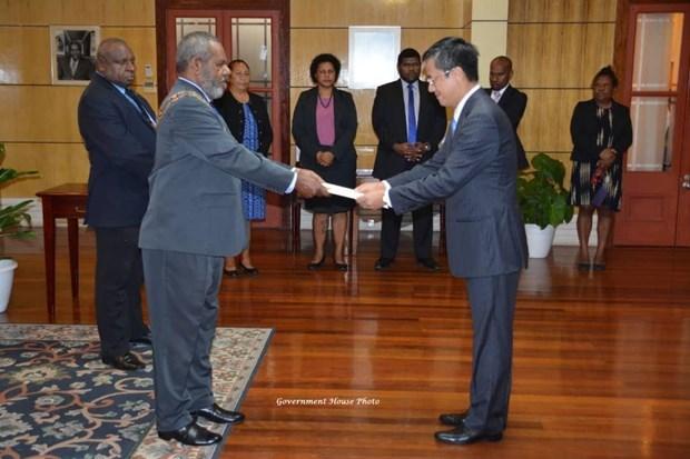 La Papouasie-Nouvelle-Guinee tient en haute estime sa cooperation avec le Vietnam hinh anh 1
