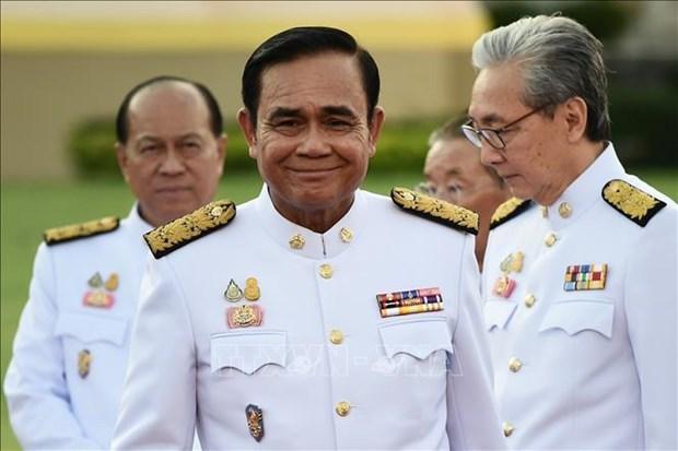 Thailande : le nouveau gouvernement prete serment hinh anh 1