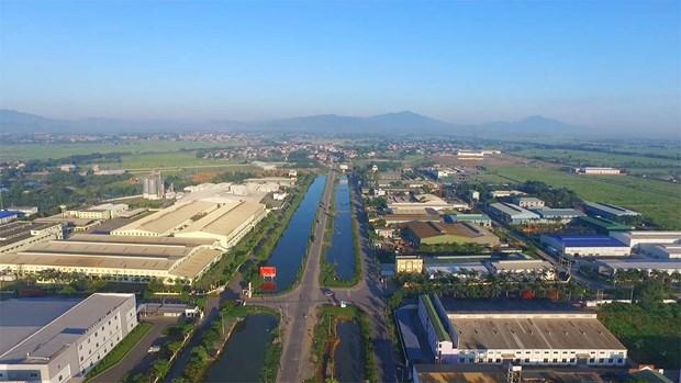 Hanoi accelere le developpement des zones industrielles modernes hinh anh 1