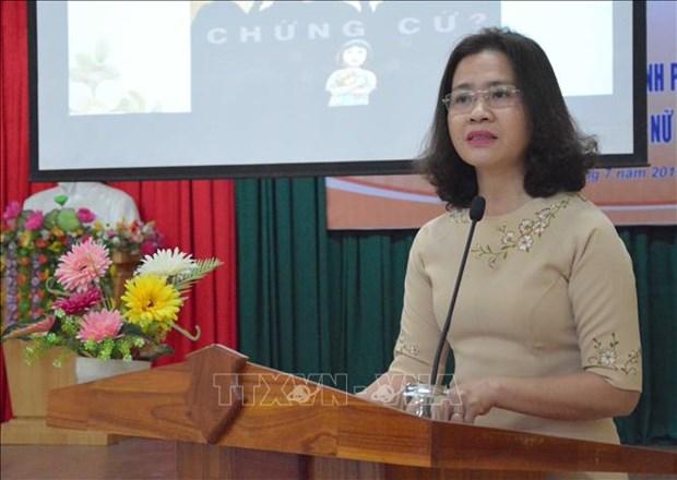 Da Nang souhaite edifier une ville plus sure pour les femmes et filles hinh anh 1