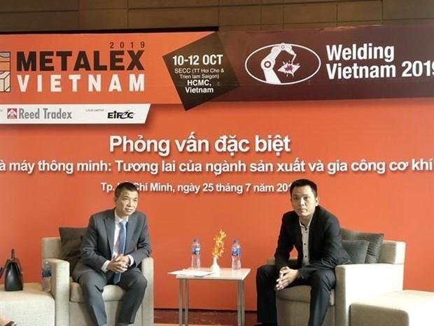 Le Vietnam possede une forte demande de solutions de robotique automobile hinh anh 1