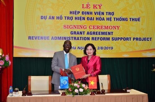 La BM et le Japon aident le Vietnam dans la reforme du systeme fiscal hinh anh 1