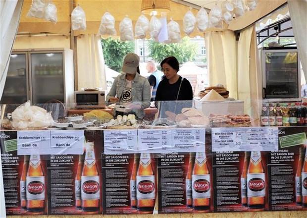 Le Vietnam present au 23eme Festival international de la biere de Berlin hinh anh 1