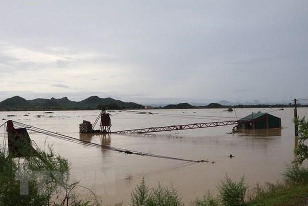 Typhon Wipha : le bilan passe a huit morts et onze portes disparus hinh anh 1